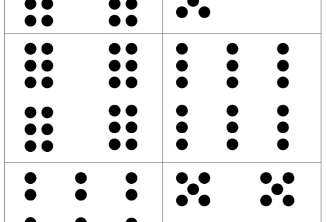 Quick Images – Multiple Groups of Dots